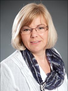 Beratungsstellenleiterin Brigitte Förster